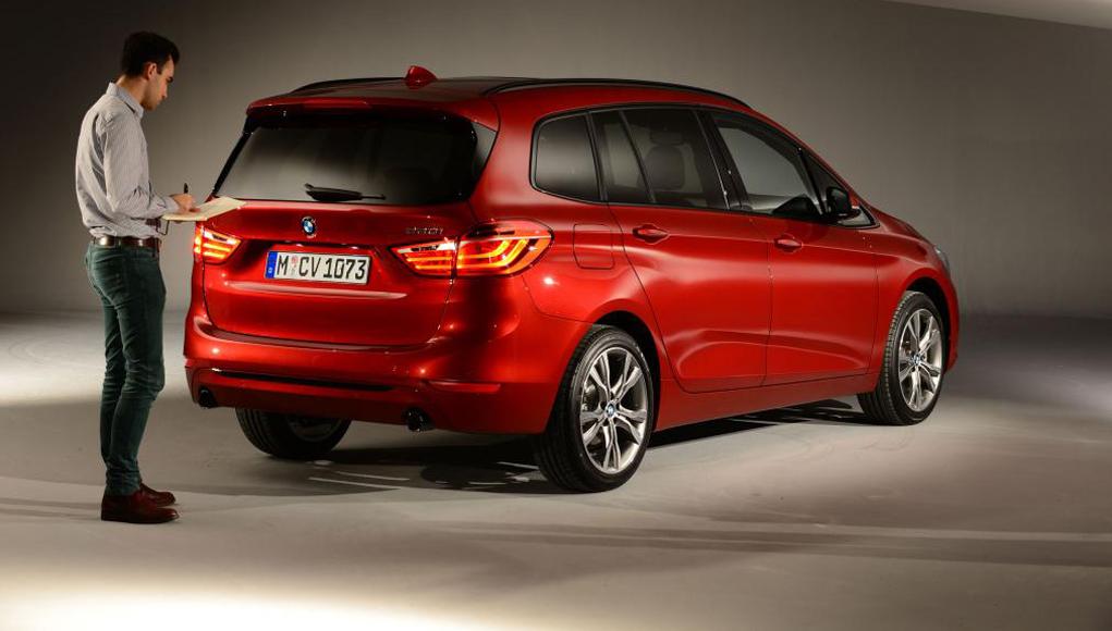BMW Serija 2 Gran Tourer