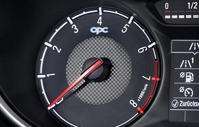 Opel Corsa OPC - interijer
