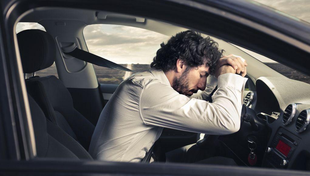 Utjecaj umora na prometne nesreće