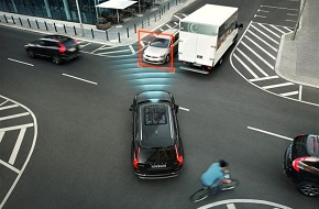 Volvo XC90 sigurnost