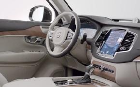 Volvo XC90 interijer