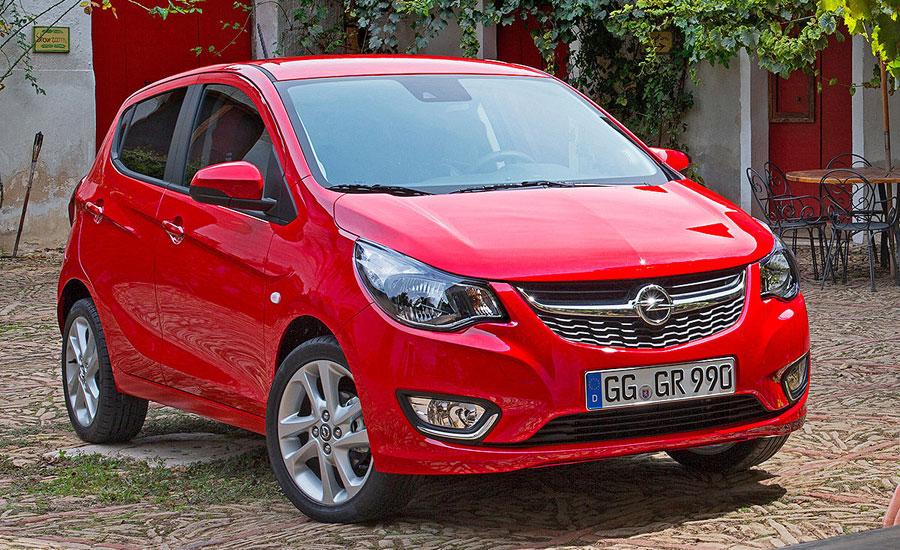 Opel Karl 2015 cijena
