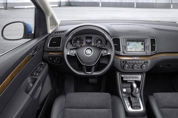 VW Sharan 2015 CIJENA