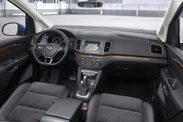 VW Sharan 2015 hrvatska