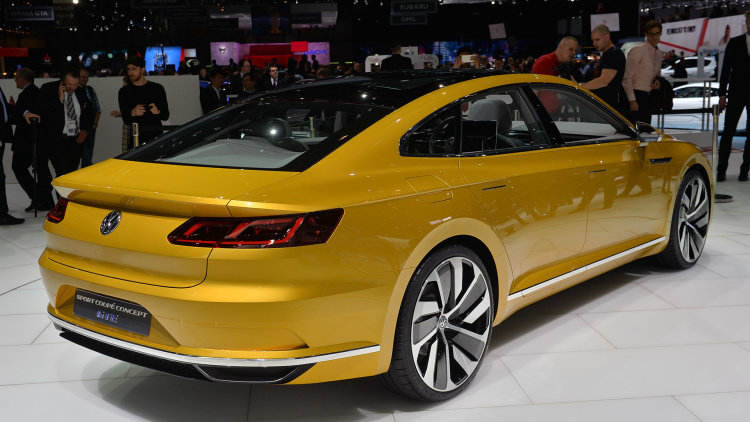 Volkswagen Sport Coupe GTE