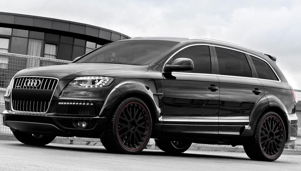 Audi Q7 2016