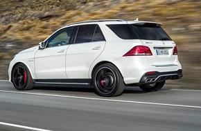 Mercedes GLE 2015 AMG