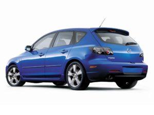 Mazda 3 2003 iza