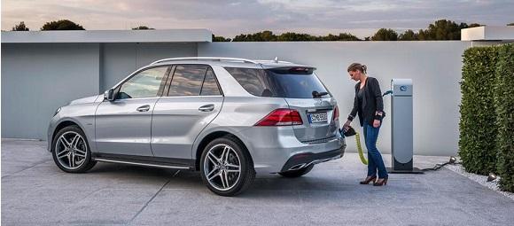 Mercedes Benz GLE 2015