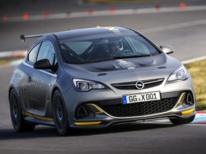 Opel Astra J OPC EXTREME