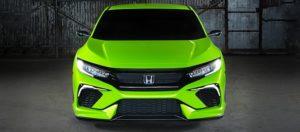 Honda Civic Koncept 2016 naprijed