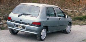 Renault Clio I - iza