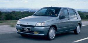 Renault Clio I - naprijed