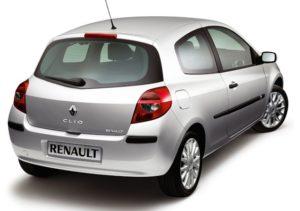 Renault Clio III - iza