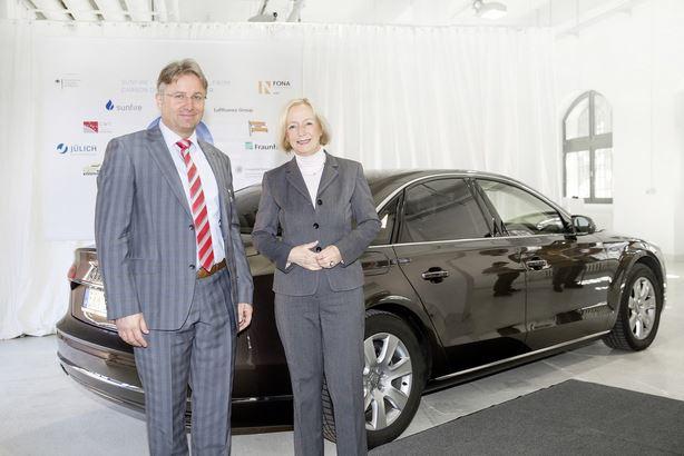 Audi A8 vodik