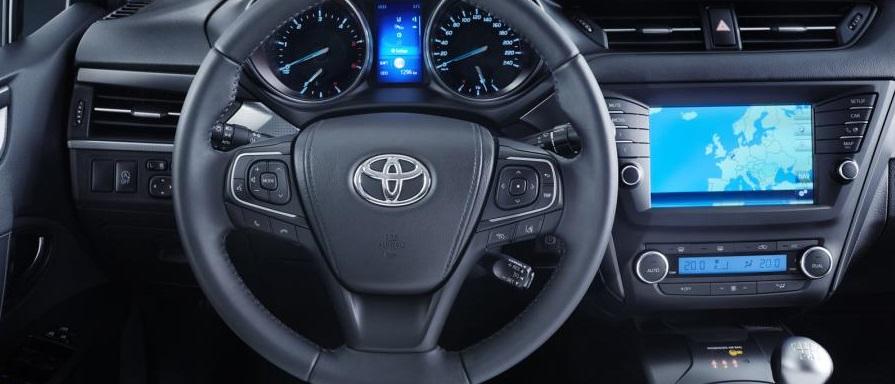 Toyota Avensis 3 redizajn interijer
