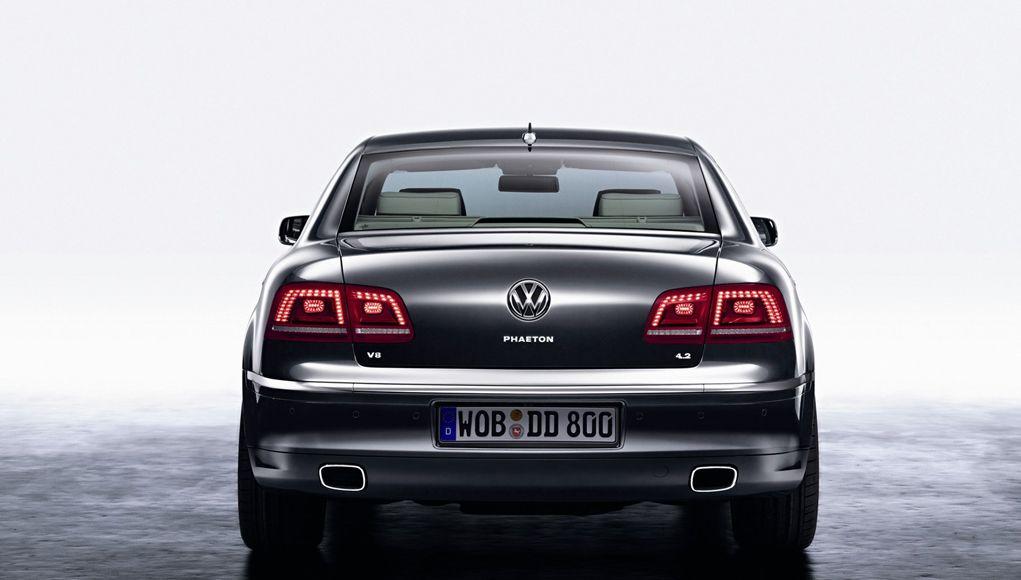 Volkswagen Pheaton 2016