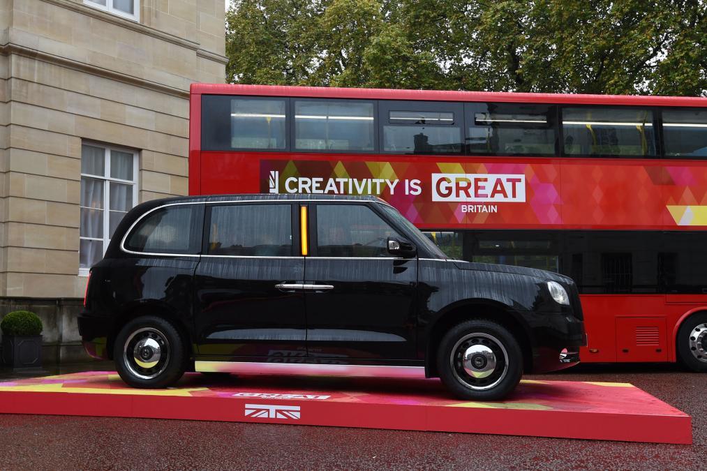 London Taxi Hybrid TX5