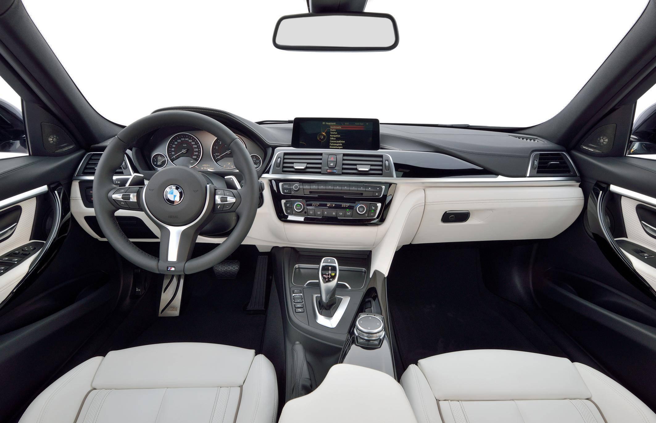 BMW 3 2016 hr