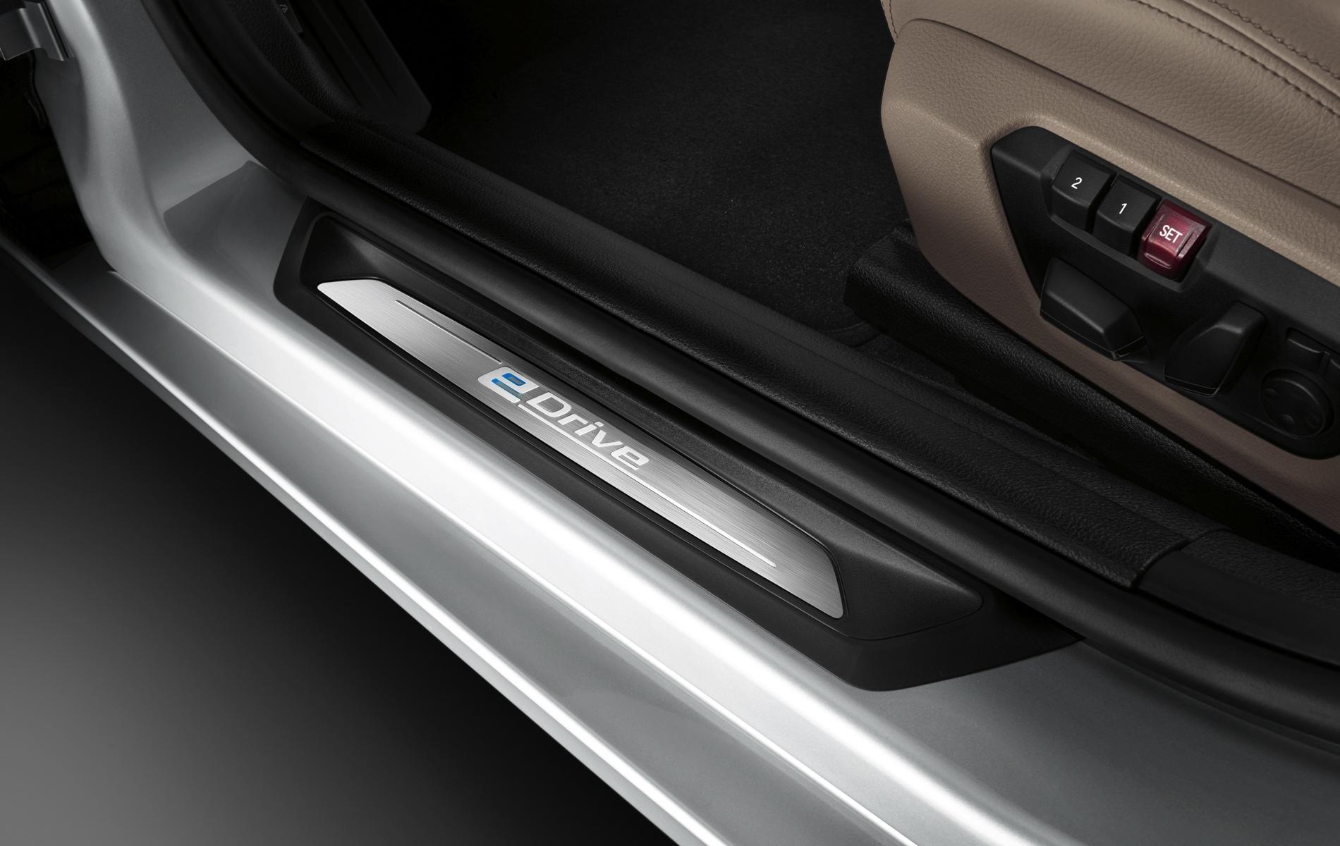 BMW 3 hibrid 2016
