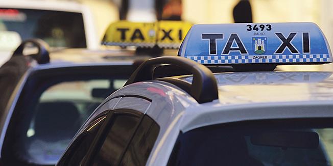 radio taxi zagreb