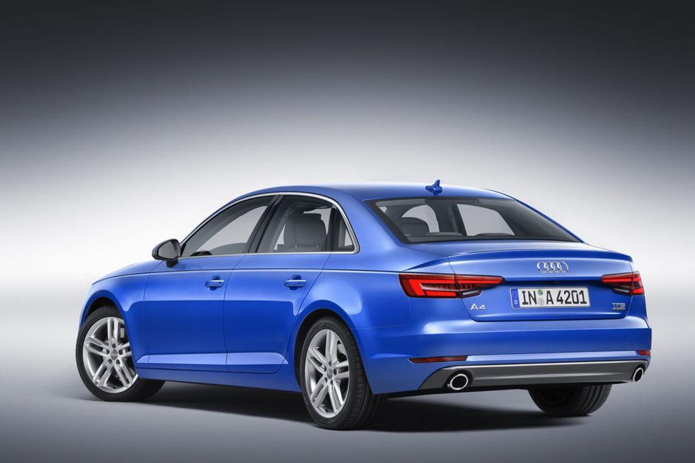Audi A4 2016 dizajn