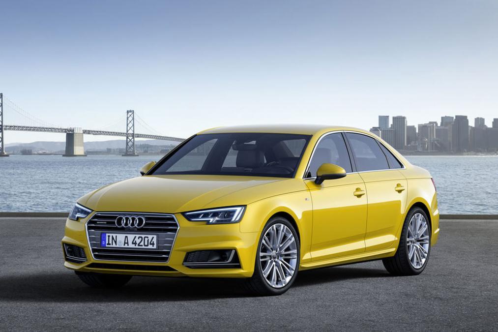 Audi A4 2016 motori