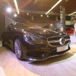 zagreb auto show 2016 mercedes