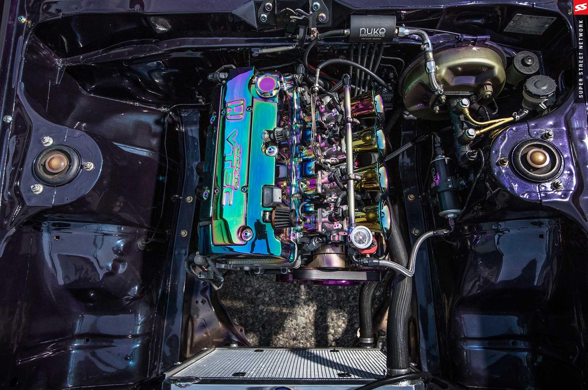 honda s2000 motor