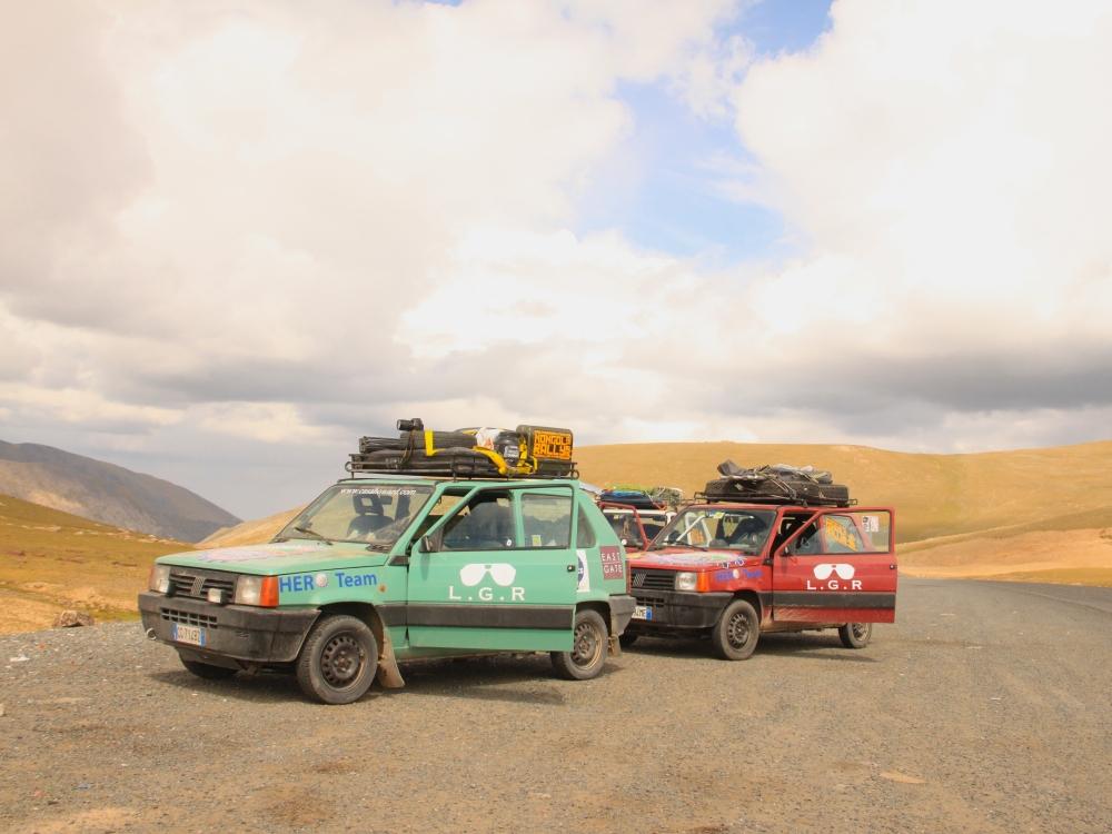 mongol reli auti