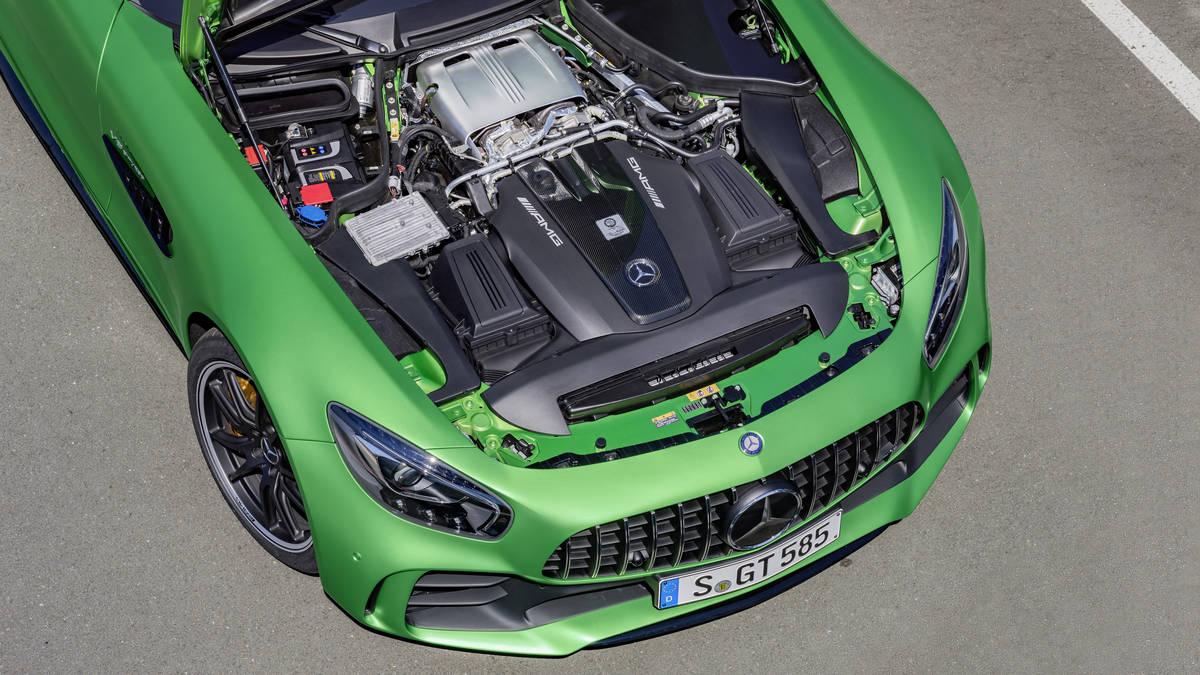 Mercedes AMG GT R 2018 cijena