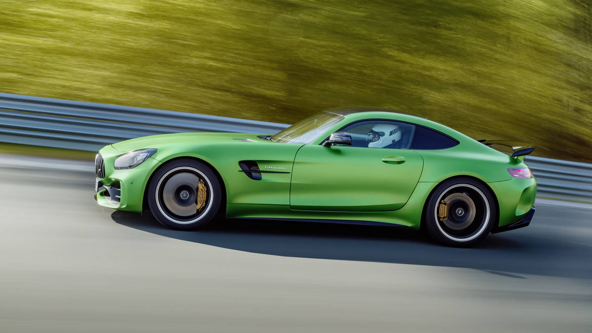 novi Mercedes AMG GT R 2018 cijena