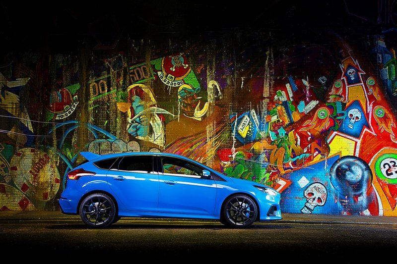 Focus RS Mountune