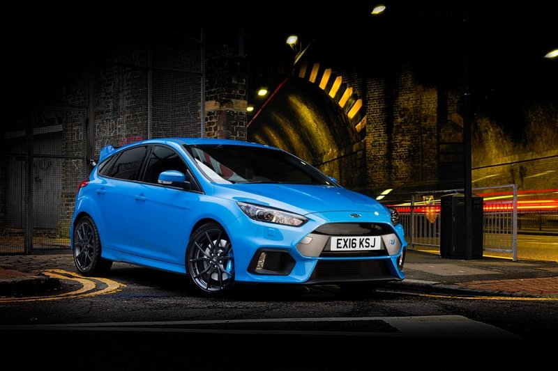 novi Ford Focus RS 2016 Mountune