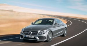 Mercedes C klasa Coupe 2016
