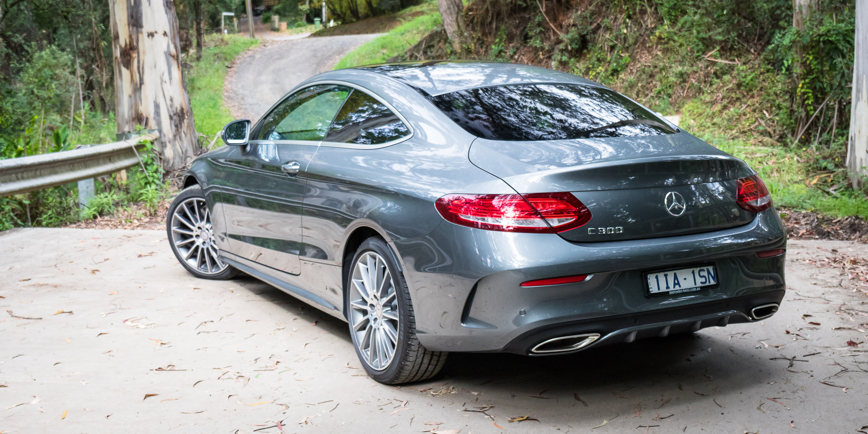 Mercedes C klasa Coupe 2016 cijena hr