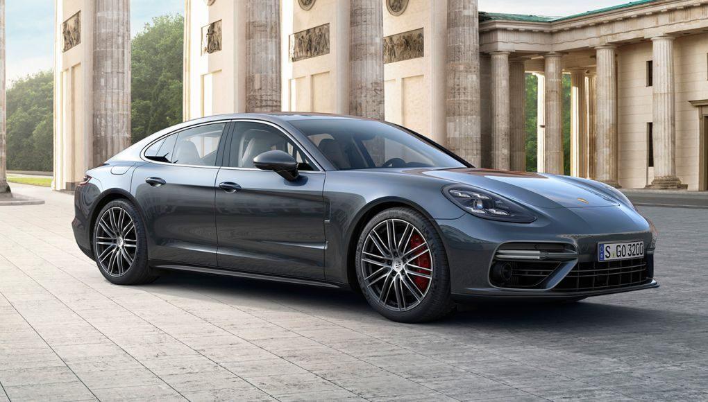 nova Porsche Panamera 2017