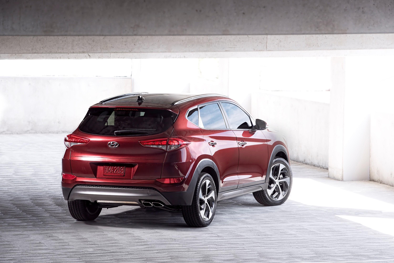 Hyundai Tucson 2016 cijena hr