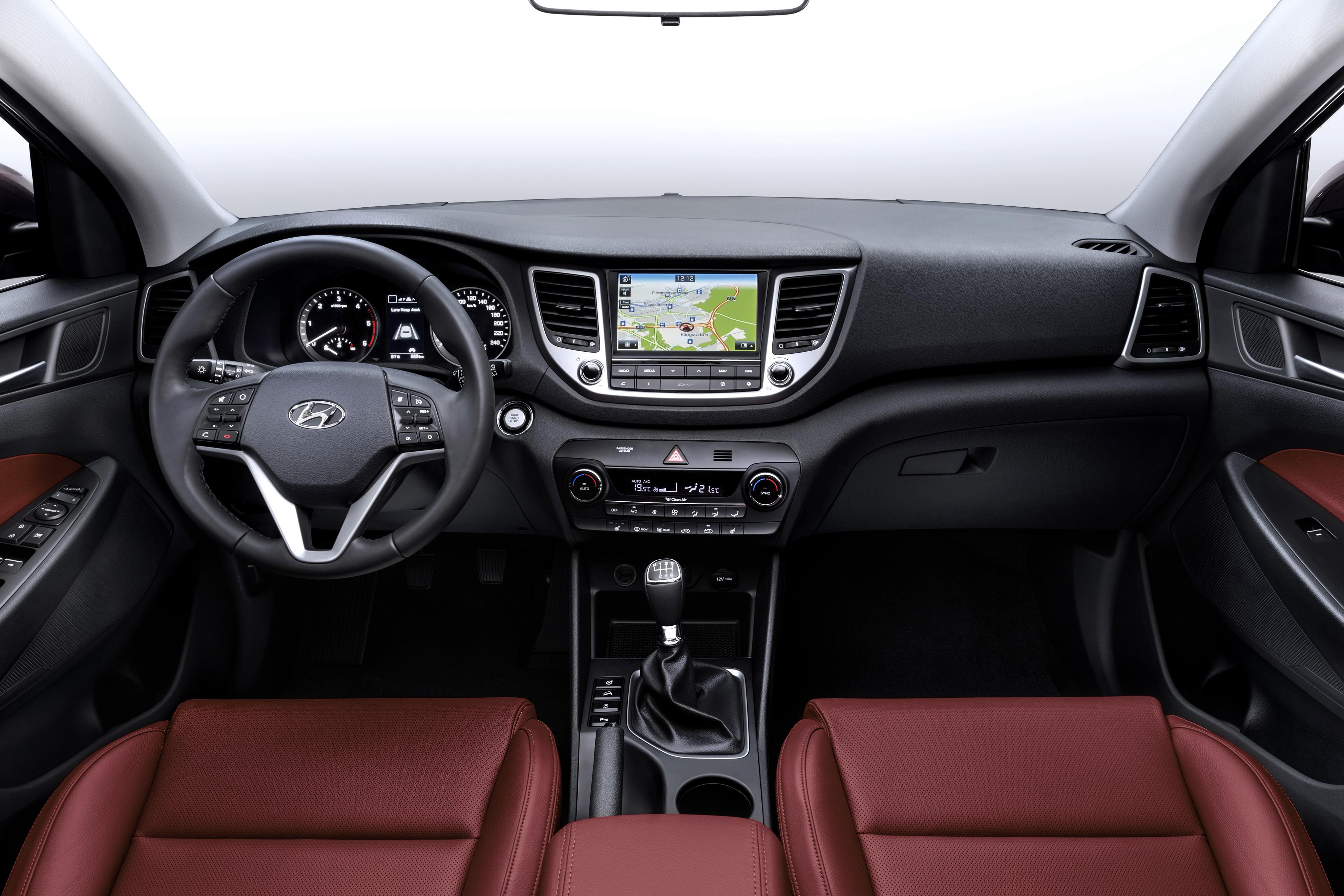 Hyundai Tucson 2016 potrošnja