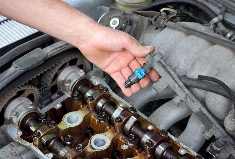 elektroničko ubrizgavanje goriva