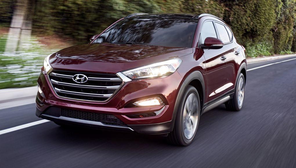 novi Hyundai Tucson 2016