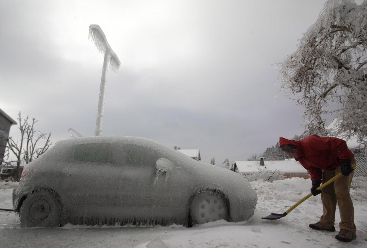 priprema automobila zimi