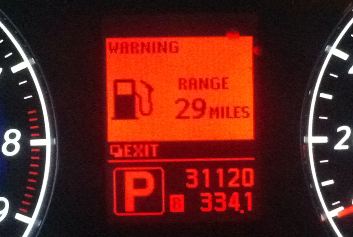 koliko često puniti gorivo