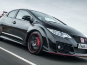 novi civic type r 2017