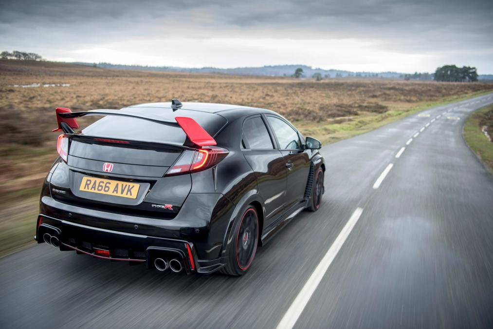 novi civic type r
