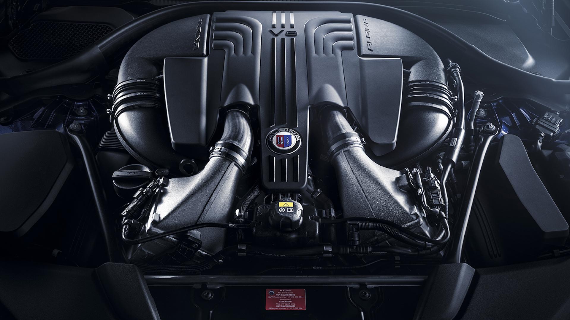Nova BMW serija 5 2017 motor