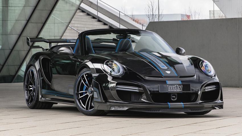 porsche 911 turbo s 2017 cijena
