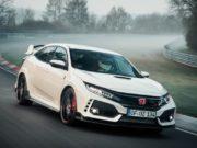 Nova Honda Civic Type R 2018