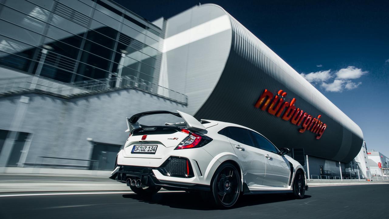 Nova Honda Civic Type R 2018 nurburgring rekord