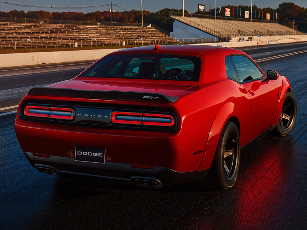 dodge challenger srt demon cijena